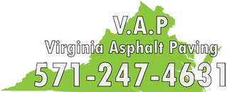 Northern Virginia Asphalt Paving Contractor | Asphalt Driveway Specialists Logo